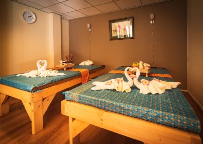 Duo massage kamer